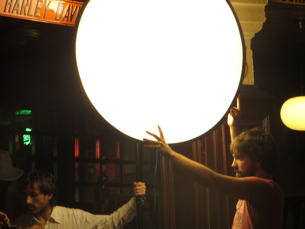 Nos colamos en el rodaje del videoclip de cowabunga (2/4)