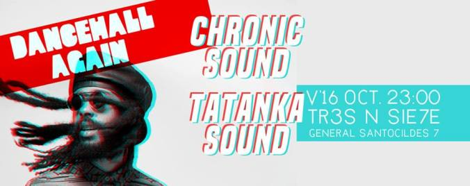 chronic sound + tatanka