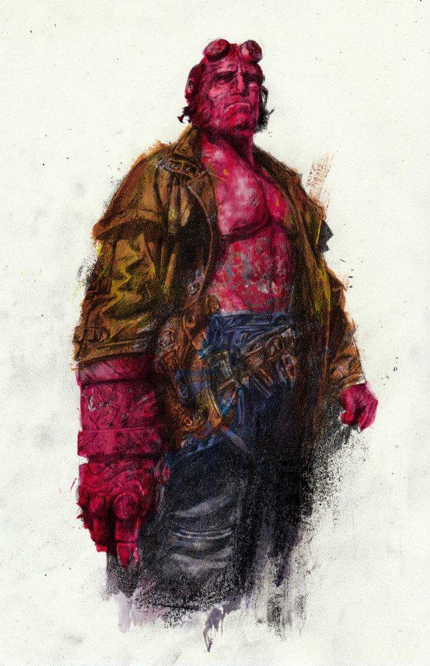 Estéticas del reggae de la década de los 70's, diseño, ilustración y superheroes entre la obra de Ribo (5/6)