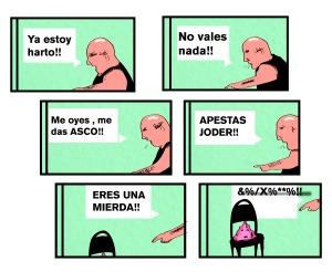 humor Burgos burgando